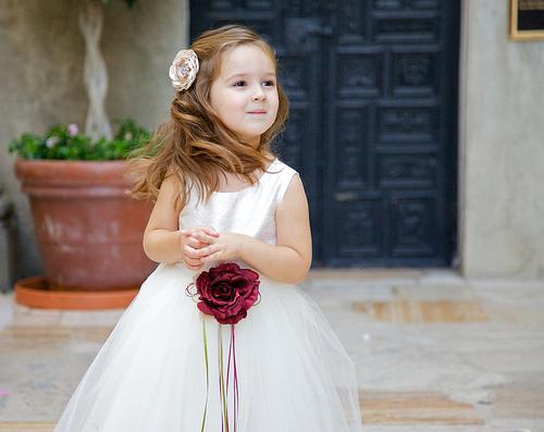 子供のドレス